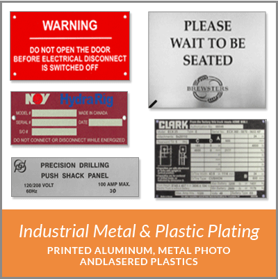 Industrial Metal and Plastic Plating