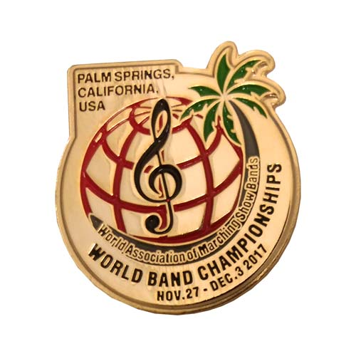 Classic Lapel Pins Tributes Group