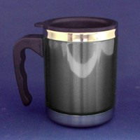 Steel Coffee Mug