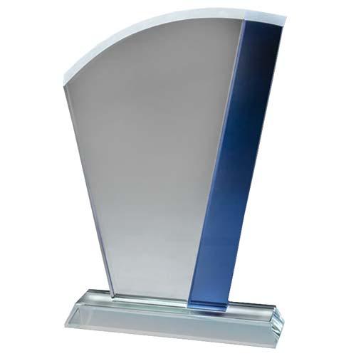 Aqua Peak Desk Award