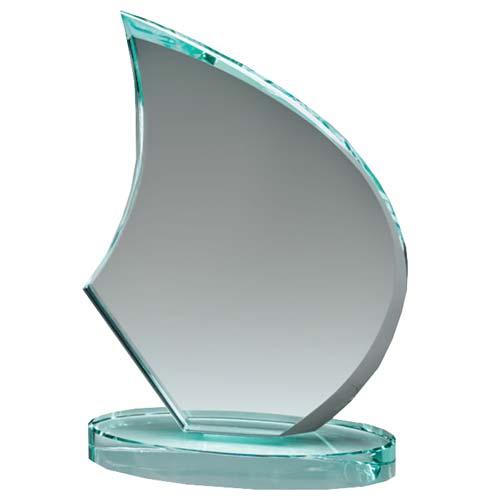 Jade Fin Desk Award