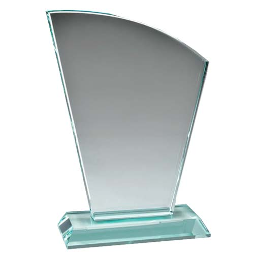 Jade Sail Desk Award
