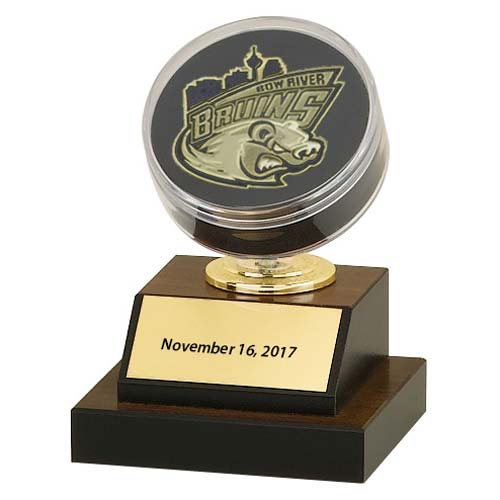 Puck Holder Trophies Tributes Group